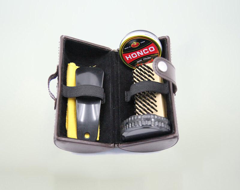 HY-500D鞋油套装